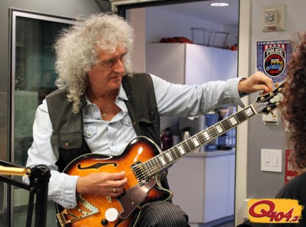 Due parole su Musical, biopic, inediti e Queen - Brian May Interview - 18.10.2013