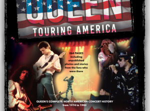 Queen Touring America - di Gary Taylor