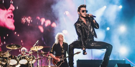 AGGIORNATO - Queen + Adam Lambert - World Tour 2016