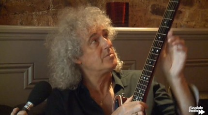 Brian May - Huffington Post 10.10.2014