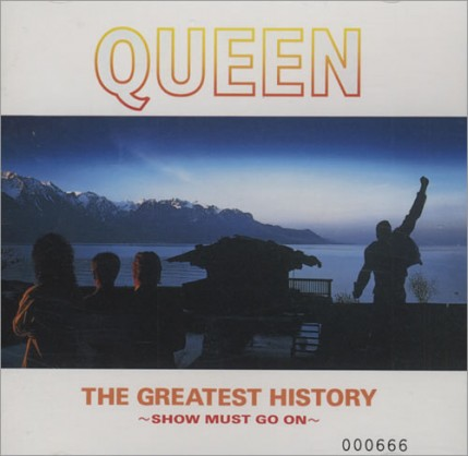 Queen - The Greatest History
