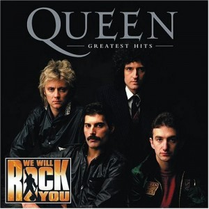 Queen - Greatest Hits USA - We Will Rock You