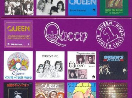 Queen - Single Box n. 1