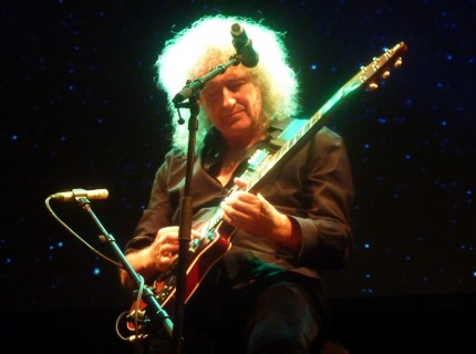 Brian May: tra musica e impegno. intervista al the argue