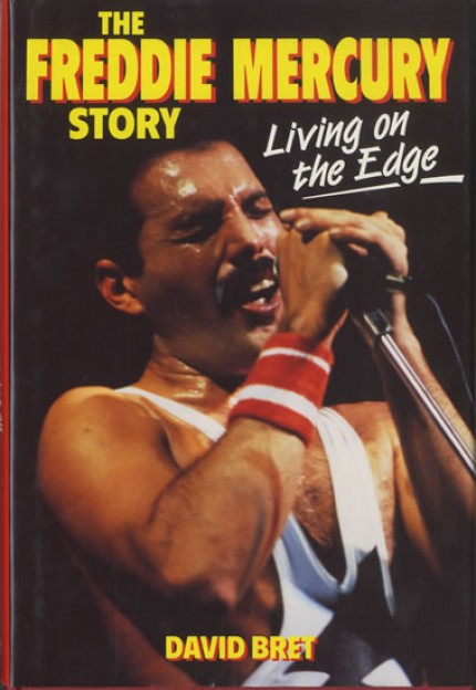 Freddie Mercury - Living on the edge