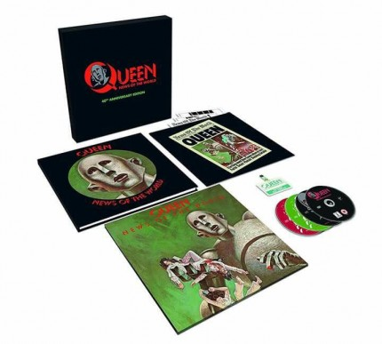 News Of The World (40th Anniversary Edition) Box set