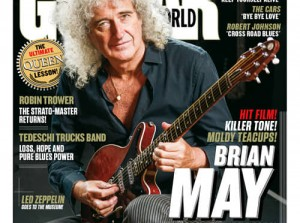 Guitar World intervista Brian May -