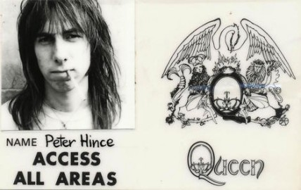 Scoop: intervista esclusiva a Peter Hince, roadie e capo crew dei Queen
