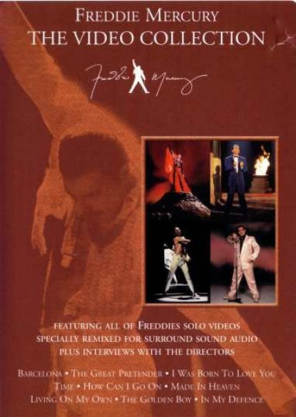 freddie mercury - the video collection