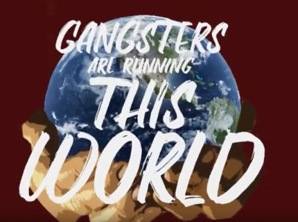 Gangsters are running this world - il nuovo brano di Roger Taylor