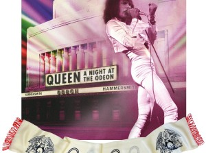 UFFICIALE - Queen - A Night At The Odeon -  Live At The Hammersmith 1975 - tutte le info